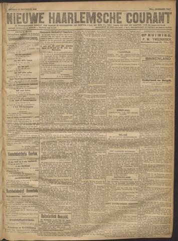 Nieuwe Haarlemsche Courant 1918-12-27