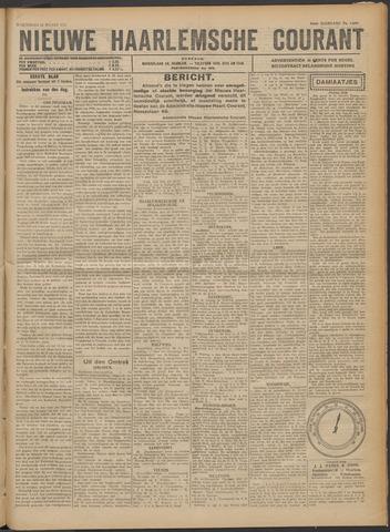 Nieuwe Haarlemsche Courant 1922-03-22