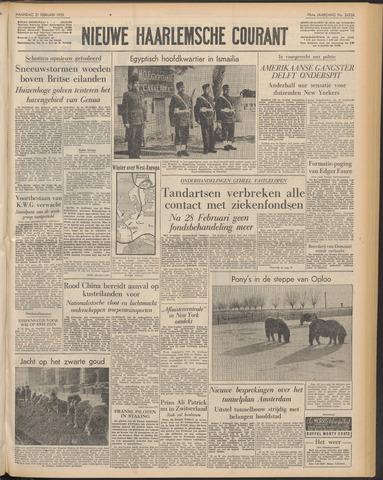 Nieuwe Haarlemsche Courant 1955-02-21