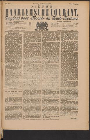 Nieuwe Haarlemsche Courant 1898-12-28
