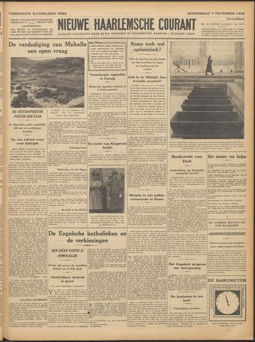 Nieuwe Haarlemsche Courant 1935-11-07