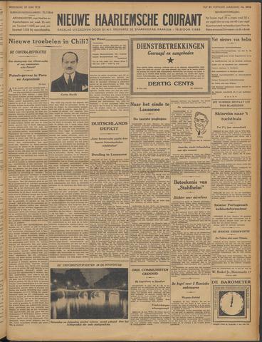 Nieuwe Haarlemsche Courant 1932-06-29