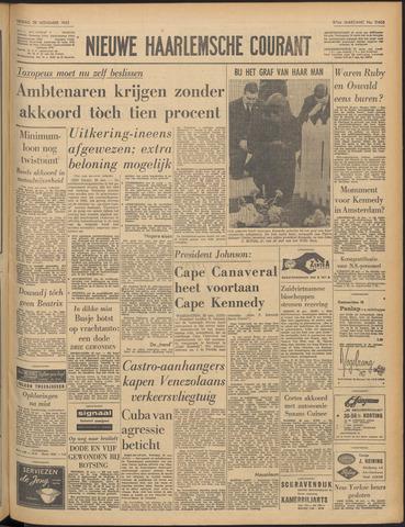 Nieuwe Haarlemsche Courant 1963-11-29
