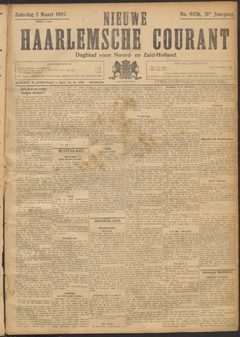 Nieuwe Haarlemsche Courant 1907-03-02