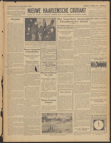 Nieuwe Haarlemsche Courant 1938-11-02