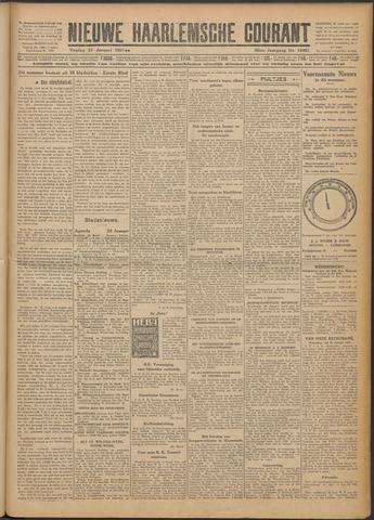 Nieuwe Haarlemsche Courant 1927-01-21