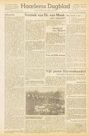 Haarlem's Dagblad 1945-12-12
