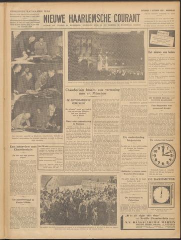 Nieuwe Haarlemsche Courant 1938-10-01