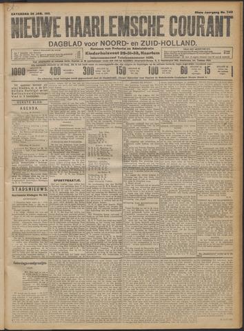 Nieuwe Haarlemsche Courant 1911-01-28
