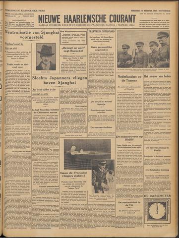 Nieuwe Haarlemsche Courant 1937-08-19