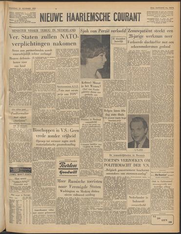 Nieuwe Haarlemsche Courant 1959-11-23