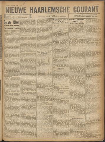 Nieuwe Haarlemsche Courant 1921-04-22