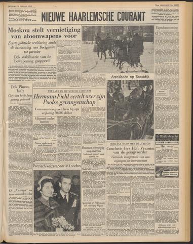 Nieuwe Haarlemsche Courant 1955-02-19
