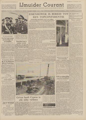 IJmuider Courant 1959-03-17
