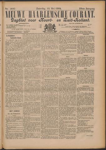 Nieuwe Haarlemsche Courant 1904-05-14