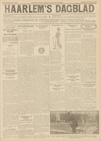 Haarlem's Dagblad 1926-03-22