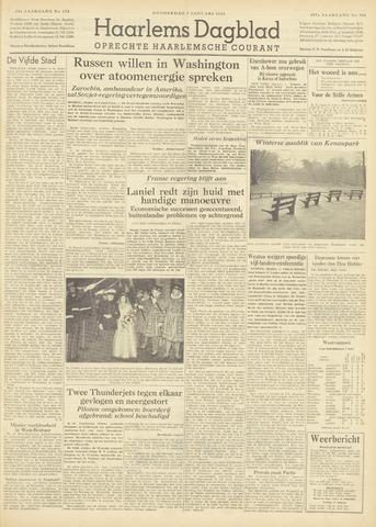 Haarlem's Dagblad 1954-01-07