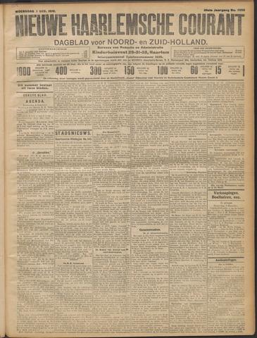 Nieuwe Haarlemsche Courant 1910-12-07
