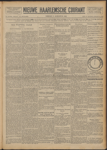 Nieuwe Haarlemsche Courant 1928-08-17