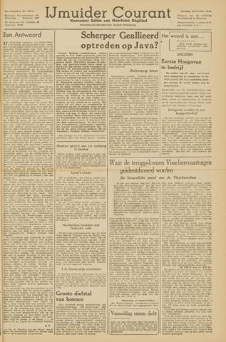 IJmuider Courant 1945-10-16