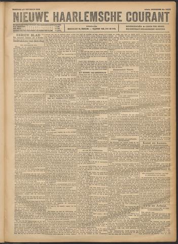 Nieuwe Haarlemsche Courant 1920-10-26
