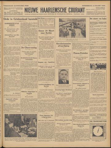 Nieuwe Haarlemsche Courant 1935-03-14