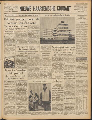 Nieuwe Haarlemsche Courant 1960-01-13