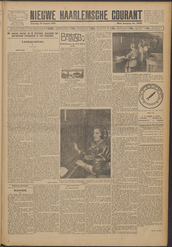 Nieuwe Haarlemsche Courant 1925-01-10