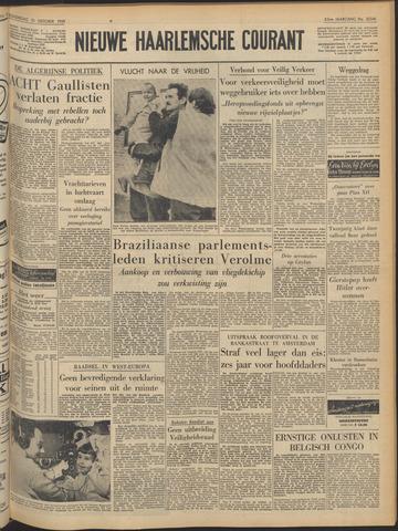 Nieuwe Haarlemsche Courant 1959-10-15
