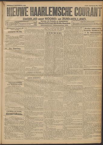 Nieuwe Haarlemsche Courant 1914-12-08
