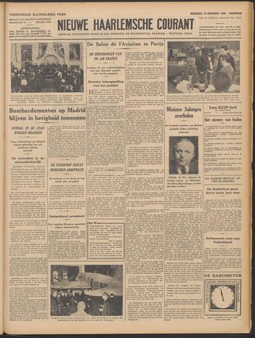 Nieuwe Haarlemsche Courant 1936-11-18