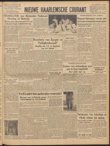 Nieuwe Haarlemsche Courant 1949-01-14