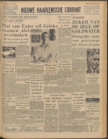 Nieuwe Haarlemsche Courant 1964-06-15