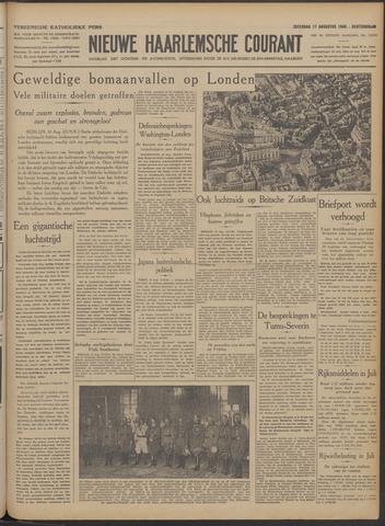 Nieuwe Haarlemsche Courant 1940-08-17
