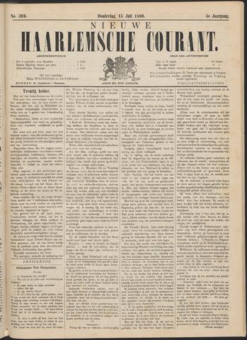 Nieuwe Haarlemsche Courant 1880-07-15