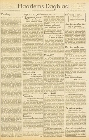 Haarlem's Dagblad 1945-08-24