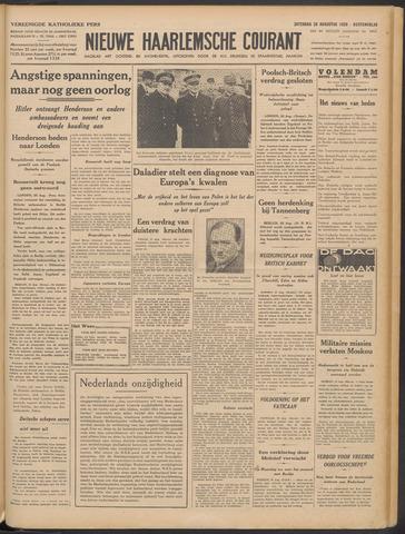 Nieuwe Haarlemsche Courant 1939-08-26