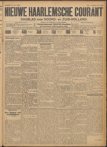 Nieuwe Haarlemsche Courant 1909-07-16