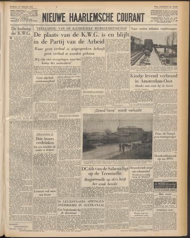 Nieuwe Haarlemsche Courant 1955-02-22