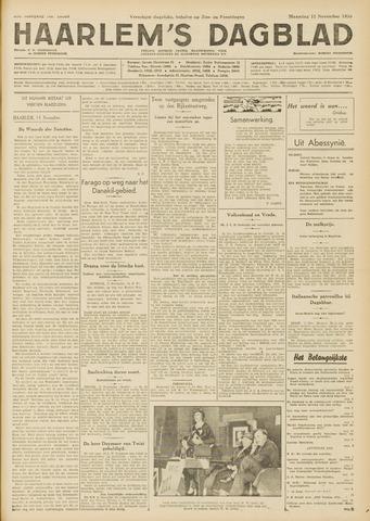 Haarlem's Dagblad 1935-11-11