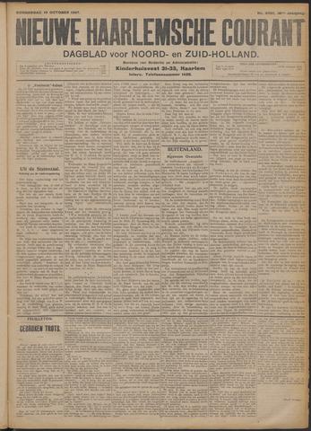 Nieuwe Haarlemsche Courant 1907-10-10