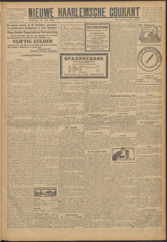 Nieuwe Haarlemsche Courant 1924-07-12