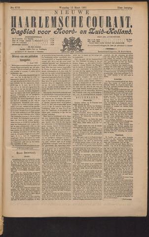 Nieuwe Haarlemsche Courant 1901-03-13