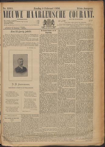 Nieuwe Haarlemsche Courant 1896-02-09
