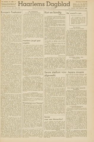 Haarlem's Dagblad 1945-07-19