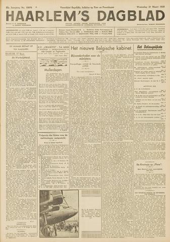 Haarlem's Dagblad 1935-03-27