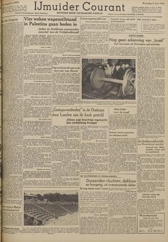 IJmuider Courant 1948-06-02