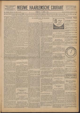 Nieuwe Haarlemsche Courant 1928-04-13