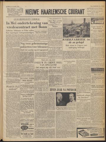 Nieuwe Haarlemsche Courant 1952-03-29