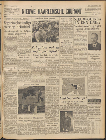 Nieuwe Haarlemsche Courant 1960-02-16